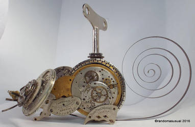 Watch Parts Mouse Left Side View by randomasusual