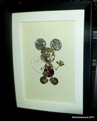 Watch Parts Mickey Mouse by randomasusual