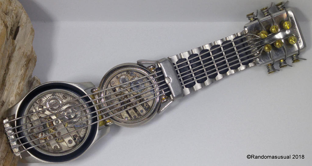 March 31, 2018 - Newest Watch Parts Guitar by randomasusual