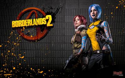 Borderlands 2 Sirens Cosplay 1 by bgzstudios