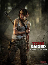 Tomb Raider Reborn Cosplay - Injury Sustained.. by bgzstudios