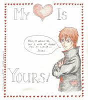 Sasori's Valentine by objoyful