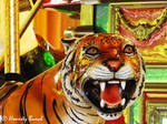 Carousel Tiger by HonestScribe