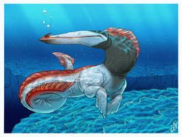 Underwater rift by iisjah