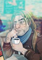 Coffee time by iisjah