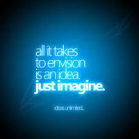 Just Imagine by salmanarif