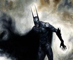 Batman 1 by menton3