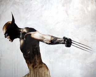 wolverine .01 by menton3