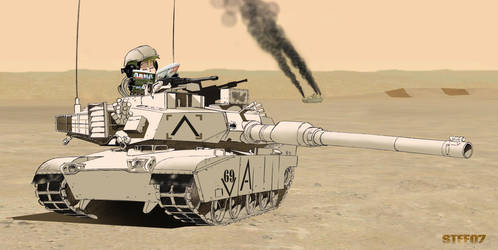 Abrams by hardbodies