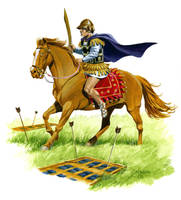 Macedonian horseman by hardbodies