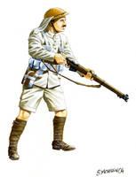 WWI British Soldier by hardbodies