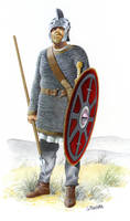 Late Roman Soldier by hardbodies