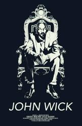 John Wick [Poster] by PlushGiant