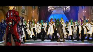 Drell Dance Off by Tavanaka