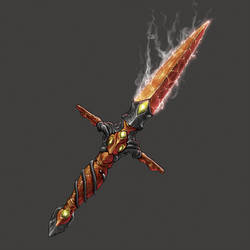 Athame of Ruination by alpha-denim-recruit