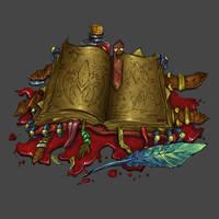Badman's Book of Baddies by alpha-denim-recruit