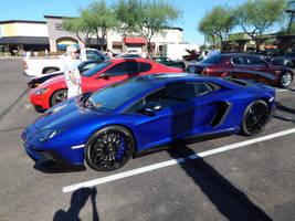 2016 Lamborghini Aventador LP750-4 SuperVeloce by CadillacBrony