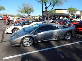1999 Lamborghini Diablo VT by CadillacBrony