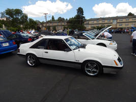 1986 Ford Mustang GT (Customized) by CadillacBrony