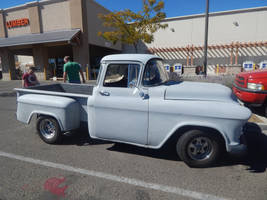 1957 GMC Pickup (Customized) by LiebeLiveDeVille
