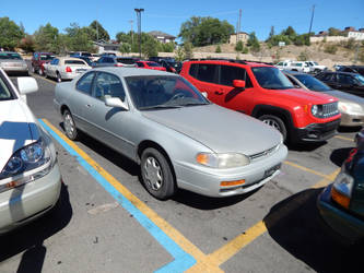 1995 Toyota Camry DX Coupe (XV10) by LiebeLiveDeVille