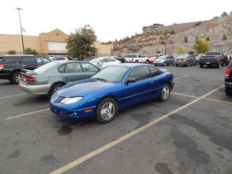 2005 Pontiac Sunfire Coupe by LiebeLiveDeVille