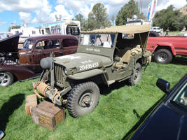 1942 Ford GPW by CadillacBrony