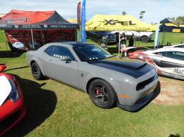 2018 Dodge Challenger SRT Demon by LiebeLiveDeVille
