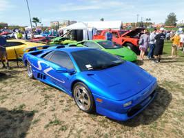 1998 Lamborghini Diablo SV by CadillacBrony