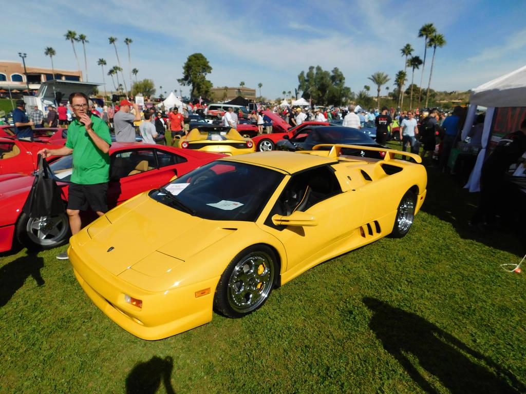 1998 Lamborghini Diablo Roadster by CadillacBrony