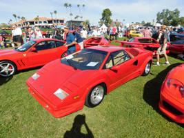 1989 Lamborghini Countach 5000QV by CadillacBrony