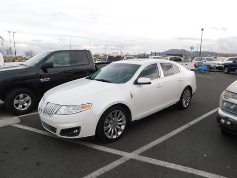 2010 Lincoln MKS by LiebeLiveDeVille