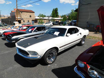 1969 Ford Mustang Mach 1 by LiebeLiveDeVille
