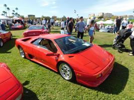 1991 Lamborghini Diablo by CadillacBrony