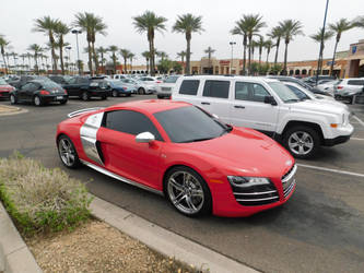 2011 Audi R8 quattro V10 Coupe by CadillacBrony