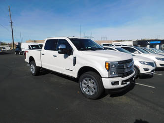2018 Ford F250 Super Duty Platinum Crew Cab by LiebeLiveDeVille