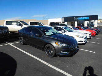 2018 Ford Fusion SE by LiebeLiveDeVille