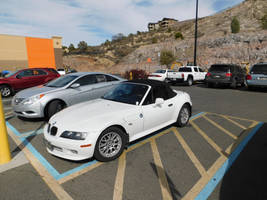 2000 BMW Z3 2.8 Roadster (E36/7) by LiebeLiveDeVille