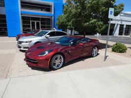2018 Chevrolet Corvette Z51 Coupe (C7) by LiebeLiveDeVille