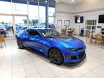 2018 Chevrolet Camaro ZL1 Coupe by LiebeLiveDeVille