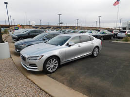 2018 Volvo S90 T8 E-AWD Inscription by LiebeLiveDeVille