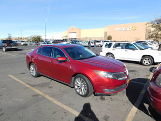 2013 Lincoln MKS by LiebeLiveDeVille