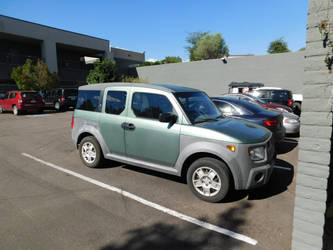 2005 Honda Element LX by LiebeLiveDeVille