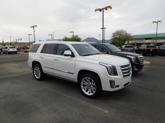 2018 Cadillac Escalade Platinum (GMT K2XX) by LiebeLiveDeVille