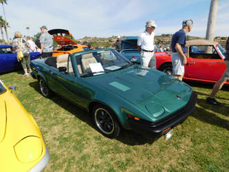 1981 Triumph TR8 by LiebeLiveDeVille