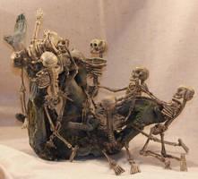 skeleton base- 2 by LabyrinthCreations