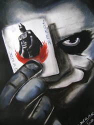 The Joker by BaLDeRaS