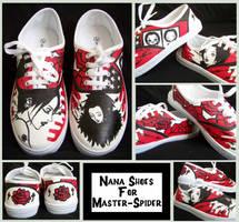 .:Nana shoes:. by Vardagaladhiel