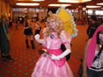 Cosplay OMG:Peach by LordRedemptionBlaze