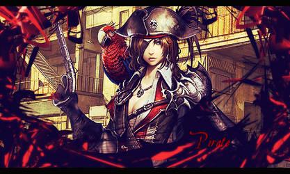 Pirate by Jeni-Angel